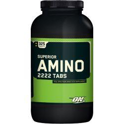 Superior Amino 2222 - 320 tabletas