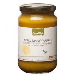 Puré de manzana con mango luna e terra - 360g [biocop]