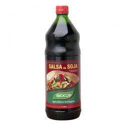 Salsa de soja Tamari - 1l [biocop]