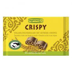 Snack Crispy chocolate rapunzel - 100g [biocop]