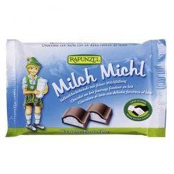 Snack de Chocolate con leche milch rapunzel - 100g [biocop]
