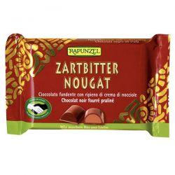 Snack de chocolate negro con trufa rapunzel - 100g [biocop]