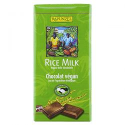 Tableta de chocolate vegano rapunzel - 100g