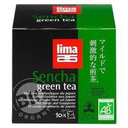 Sencha green tea original - 10 sachets