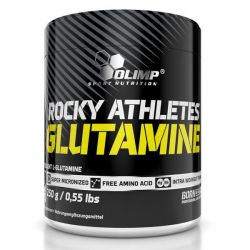 Rocky Athletes Glutamine - 250g [olimp sport]