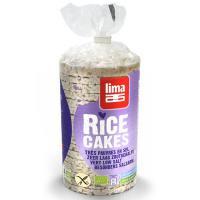 Tortitas de arroz sin sal lima - 100g [biocop]