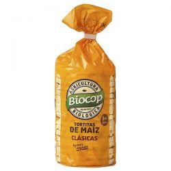 Tortitas de maíz - 120g [biocop]