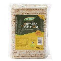 Tostadas de arroz - 130g [biocop]
