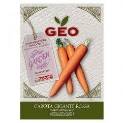 Zanahoria Sembrar geo - 4g [biocop]