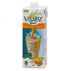 Bebida de arroz con avellanas vitariz - 1l [biocop]