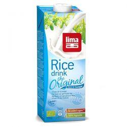 Bebida de arroz rice drink original lima - 1l [biocop]