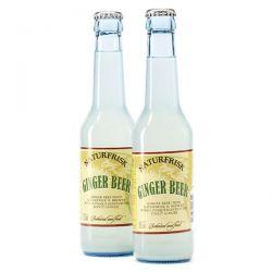 Drink ginger ale beer naturfrisk - 275cl