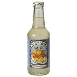 Lemon soda naturfrisk - 25cl