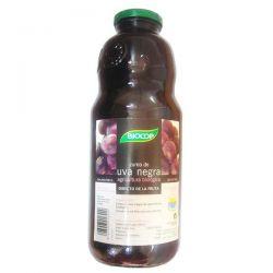 Organic black grape juice - 1l