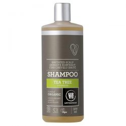 Sahmpoo tea tree irritated scalp urtekram - 500ml