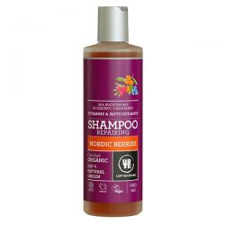 Champú frutos rojos urtekram - 250 ml [biocop]