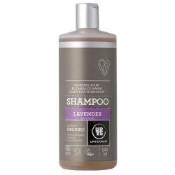 Lavender shampoo for all types of hair urtekram - 500 ml