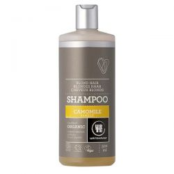 CHAMPÚ MANZANILLA CABELLO CLARO urtekram - 500 ml