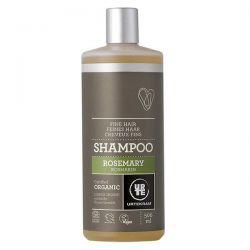 Rosemary shampoo fine hair urtekram - 500 ml