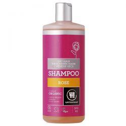Shampoo roses dry hair urtekram - 500 ml