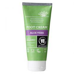 Foot cream aloe vera urtekram - 100 ml