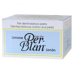 Toothpaste powder lemon perblan - 30 g