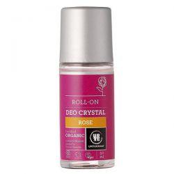 Deodorant roll-on roses urtekram - 50 ml