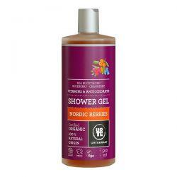 Shower gel red fruits urtekram - 500 ml