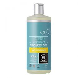 Shower gel no perfume urtekram - 500 ml