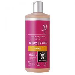 Shower gel roses urtekram - 500 ml