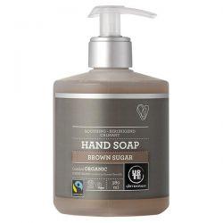 Hand soap brown sugar dispenser urtekram - 380 ml