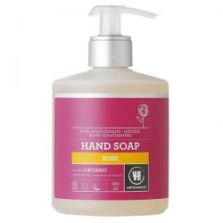 Jabón de manos Rosas dispensador Urtekram - 380 ml [biocop]