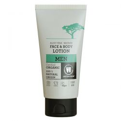 Face and body lotion aloe baobab men urtekram - 150 ml