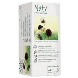 Salvaslip normal Naty - 32 unidades [biocop]