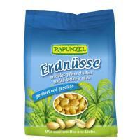 cacahuetes tostados salados rapunzel - 100g