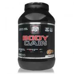 Body gain - 2 kg [TEGOR]