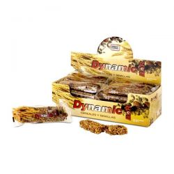 Dynamic bar. barrita de cereales con semillas - 30 x 50 g [Bestpro]