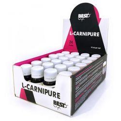 L-carnitine - 24 x 10 ml [Bestpro]
