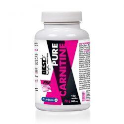 Pure carnitine - 120 Comprimidos [Bestpro]