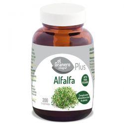 Alfalfa - 200 comprimidos x 400 mg [Granero]