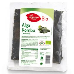 Alga kombu bio - 50 g [Granero]