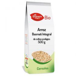 Arroz Integral Basmati Bio - 500 g