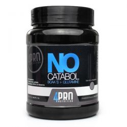 No Catabol (BCAA+Glutamina) - 500g [4pro nutrition]