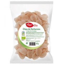 Chickpea chips bio - 80 g