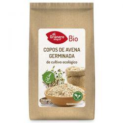 Copos de Avena Germinada Bio - 400 g [Granero]
