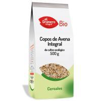 Copos de Avena Integral - 500 g