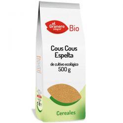 Cous Cous de Espelta Integral Bio - 500 g [Granero]
