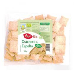 Crackers de Espelta con Sésamo Bio - 150 g [Granero]