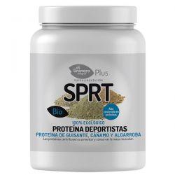 Sportsmen (pea protein, carob and hemp) bio - 600 g