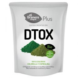 Dtox (chlorella and spirulina) bio - 200 g [Granero]